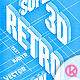 Retro 3D lines - GraphicRiver Item for Sale