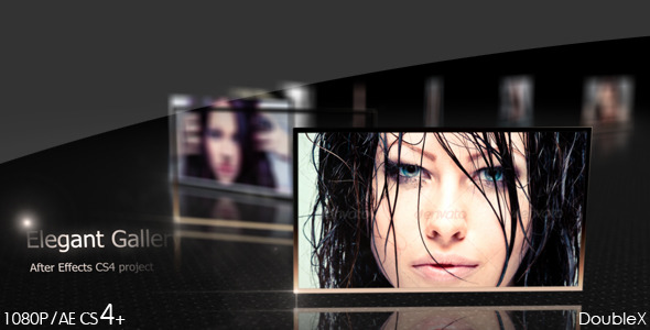 After Effects Project - VideoHive Elegant Gallery 3016560