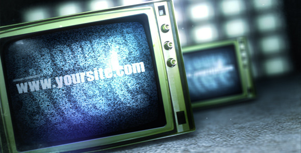 VideoHive Static Rush 2858352