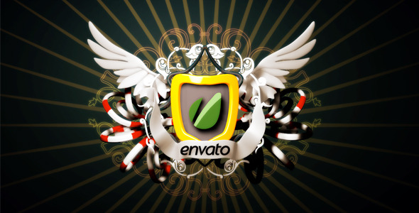 VideoHive Logo with Wings 3002100