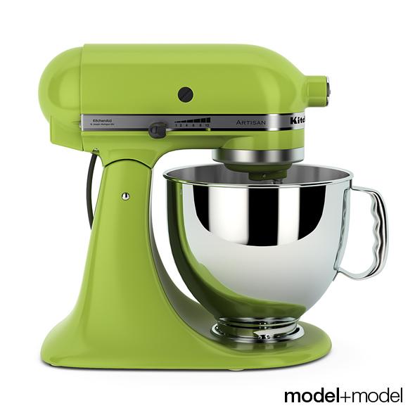 3DOcean Stand mixer KitchenAid Artisan 107411