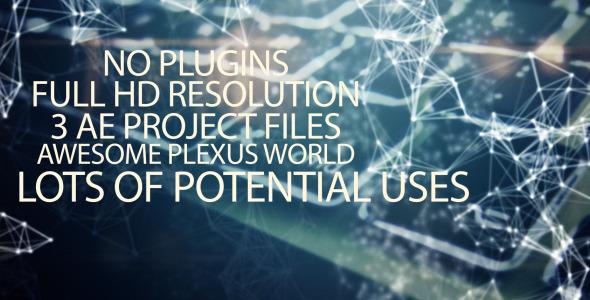 VideoHive Scientific Promo Presentation 2996428