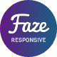 Faze - Responsive Landing Page - ThemeForest Item for Sale
