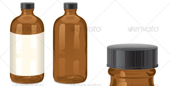 GraphicRiver Bottle 107614