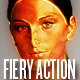 Fiery Action - GraphicRiver Item for Sale