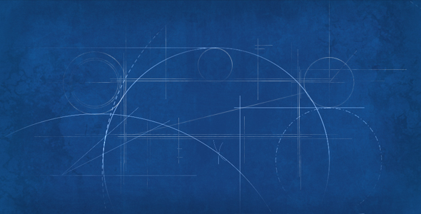 After Effects Project - VideoHive The Blueprint 107715