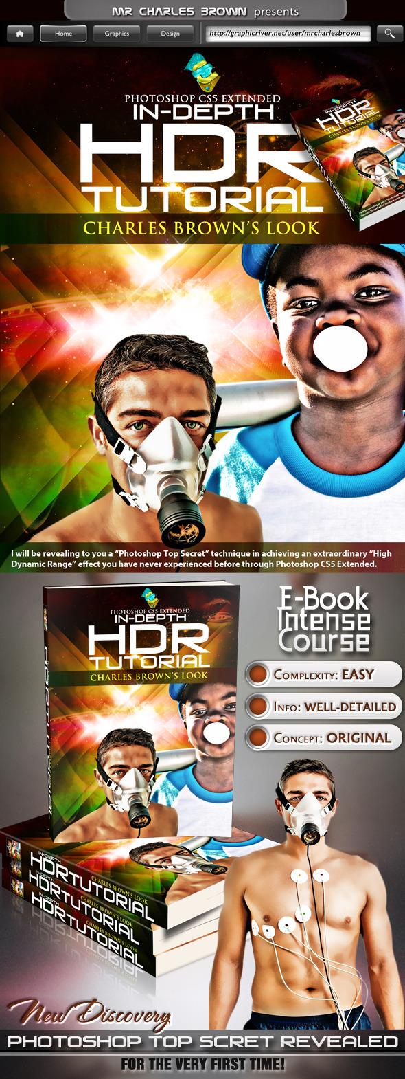 TutsPlus HDR In-depth Tutorial Charles Brown's Look 3027670
