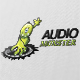 Audio Monster Logo - GraphicRiver Item for Sale