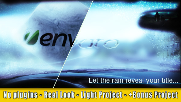 After Effects Project - VideoHive Crazy Drive Title 3031130