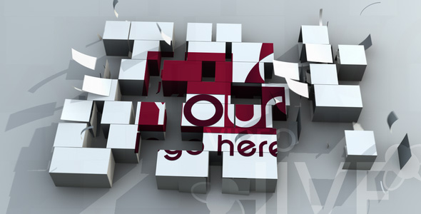 After Effects Project - VideoHive LOGO BOX1 HD AE PROJECT 25949