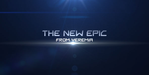 After Effects Project - VideoHive The New Epic 311257