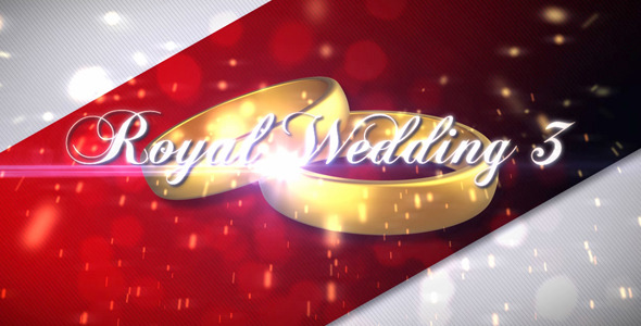 After Effects Project - VideoHive Royal Wedding 3 311368