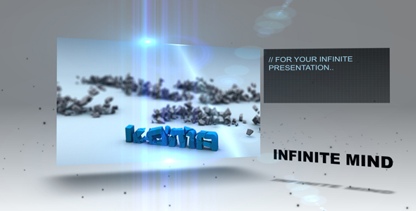 After Effects Project - VideoHive Infinite Mind 107870