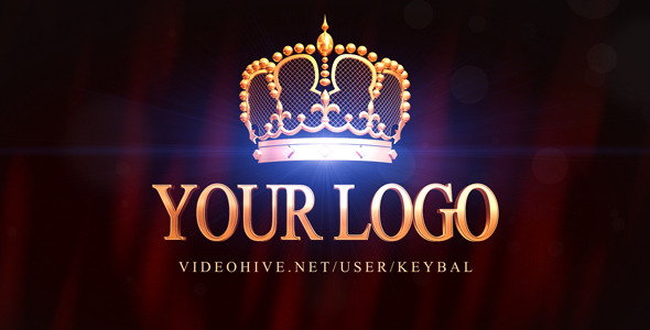 VideoHive Crown Logo 3036833