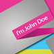 zimple business card - GraphicRiver Item for Sale