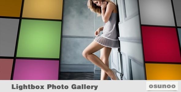VideoHive Lightbox Photo Gallery 3029165
