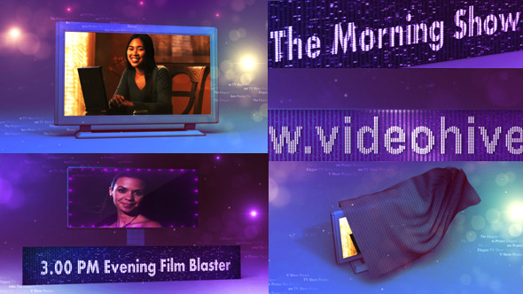 After Effects Project - VideoHive TV Coming Up.. 3021810