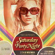 Saturday Party Night Flyer - GraphicRiver Item for Sale