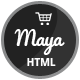 MayaShop HTML - Flexible e-Commerce theme - ThemeForest Item for Sale