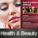 Health & Beauty - Promotion Flyer - GraphicRiver Item for Sale