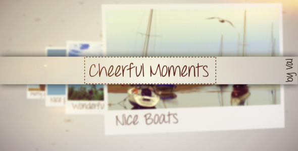 VideoHive Cheerful Moments 3042813