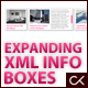 Expanding XML Info Boxes - ActiveDen Item for Sale