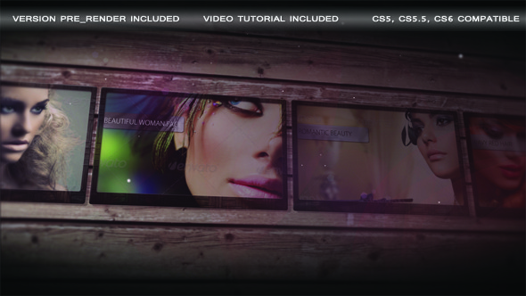 VideoHive Stylish Slideshow 3048033