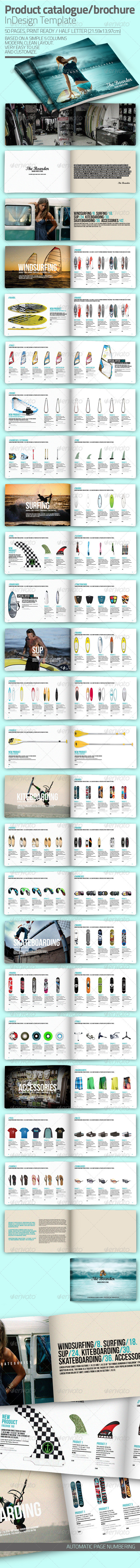 GraphicRiver InDesign Catalogue Template 3053977