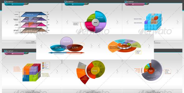 GraphicRiver Diagram 2 108501