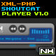 Flash XML Shoutcast Radio Player V1.0 - ActiveDen Item for Sale