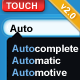 Autocomplete v2 - ActiveDen Item for Sale