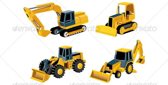 GraphicRiver Engineering Icon 108754