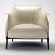 Archibald Armchair - 3DOcean Item for Sale