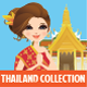 Chakkri And Thailand Collection - GraphicRiver Item for Sale