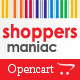 Shoppers Maniac Opencart Fully Responsive Theme - ThemeForest Item for Sale