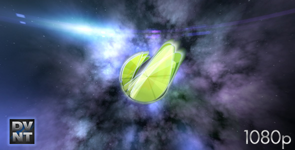 After Effects Project - VideoHive LightYearsX Space ID Stinger 3067444