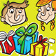 Kids Gifts - GraphicRiver Item for Sale