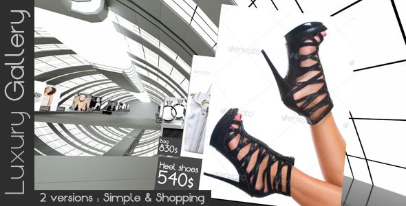 After Effects Project - VideoHive Luxury Gallery 3074158
