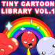 Tiny Cartoons Library - VOLUME 1 - VideoHive Item for Sale