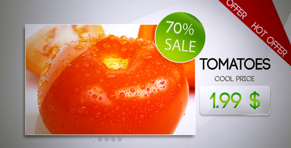 After Effects Project - VideoHive Discounts 3078862