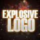 Explosive Logo - VideoHive Item for Sale