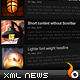 Dynamic XML News Scroller - HTML+CSS - ActiveDen Item for Sale