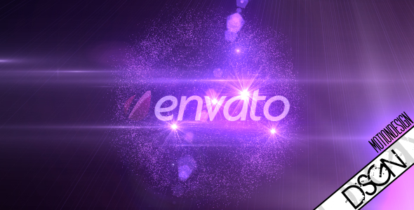 After Effects Project - VideoHive Particles Logo Reveal 109678