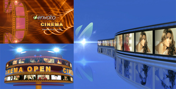 After Effects Project - VideoHive Broadcast Design Cinema Opener 3053302
