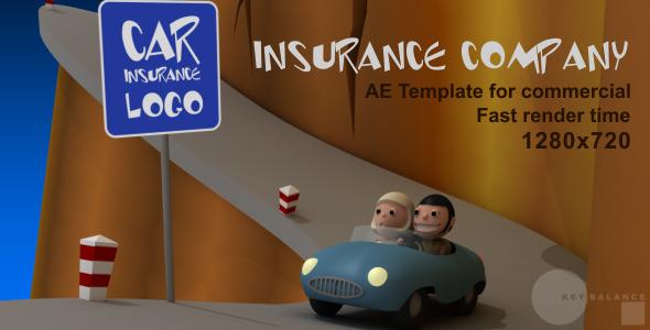 VideoHive Insurance Company 3098363