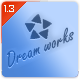 Dream Works Responsive Admin Template - ThemeForest Item for Sale