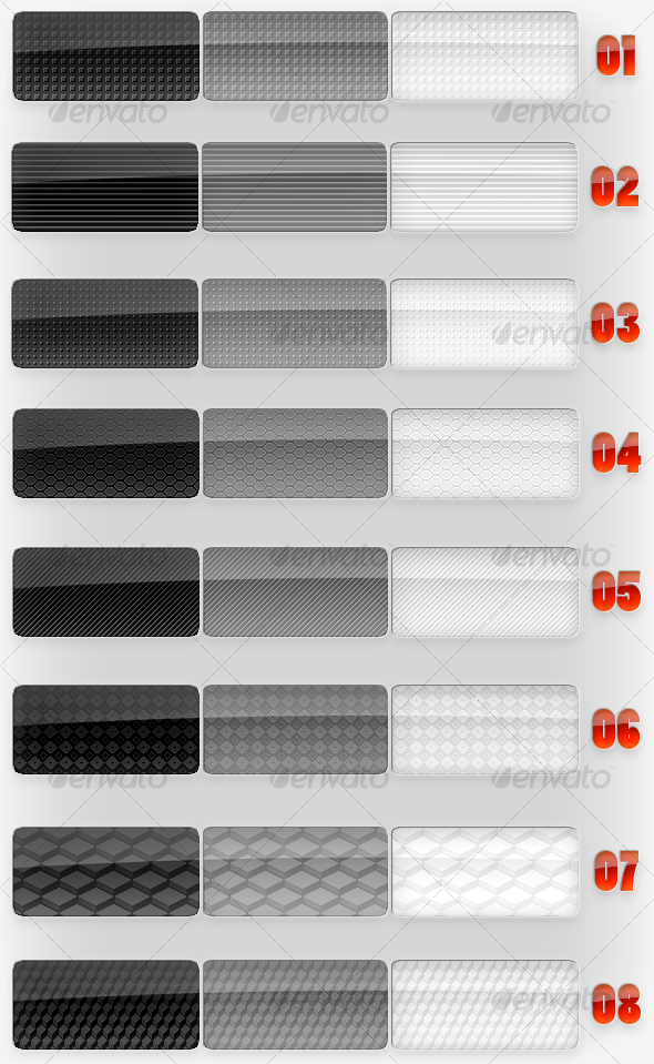 GraphicRiver The Pixel Pattern Catalogue 109456