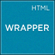 Wrapper Responsive Template - ThemeForest Item for Sale