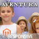 Aventura Responsive Magento Theme - ThemeForest Item for Sale