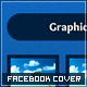 Facebook TimeLine Cover - 6 Colors - GraphicRiver Item for Sale
